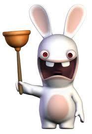Divertidos Rabbits Para Jugar En Grupo Dibujos De Animales