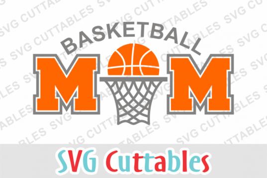 Free SVG Basketball Mom Basketball mom svg, Svg