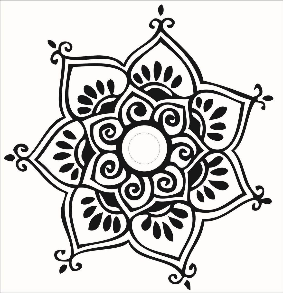 Mandalas Vinilos Decorativos