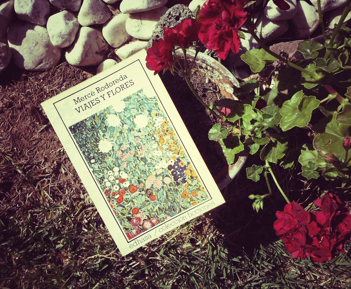 Resultado de imagen para merce rodoreda viajes y flores