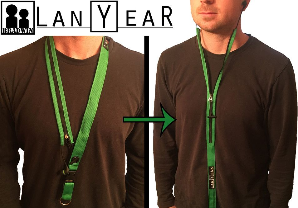Christmas present idea!!! LanYeaR earbud lanyards! Only 19.99!!! Great for all ages!