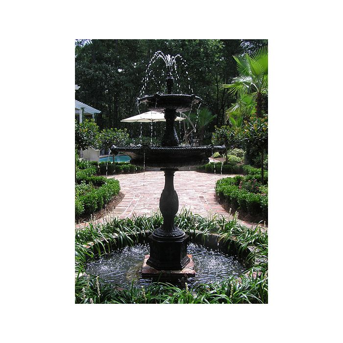 landscape fountain For the Home Pinterest Fountain, Pawleys