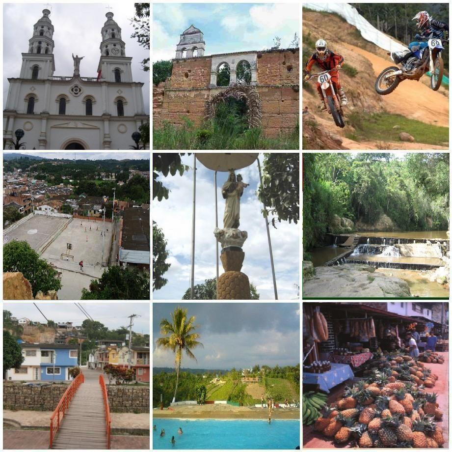 Sitios turisticos en santander