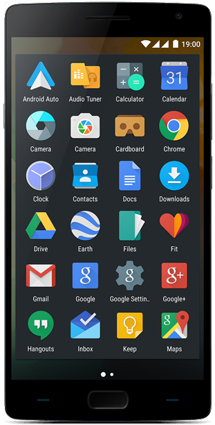 OnePlus 2 - Oxygenos