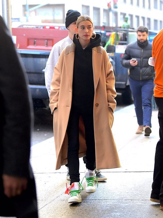 19 Of The Best Hailey Bieber Outfits #falloutfitsschool2019