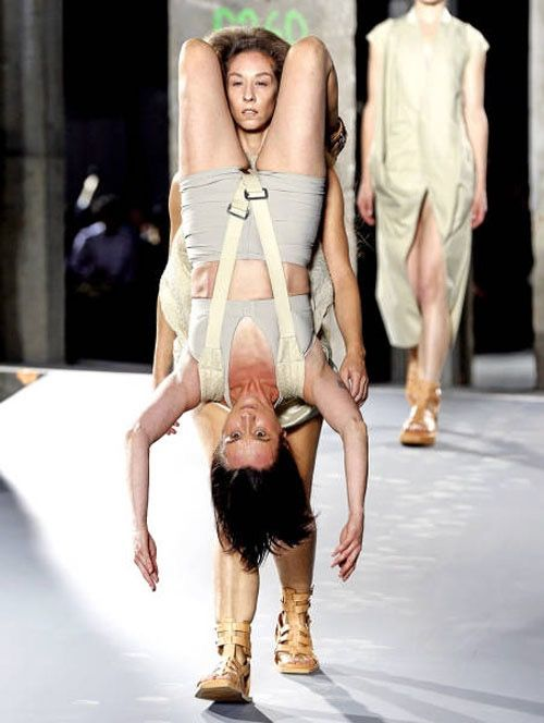 Lost Weight Fast Exercise Clothes Turning Fashion Industry Upside Down - Models Fail