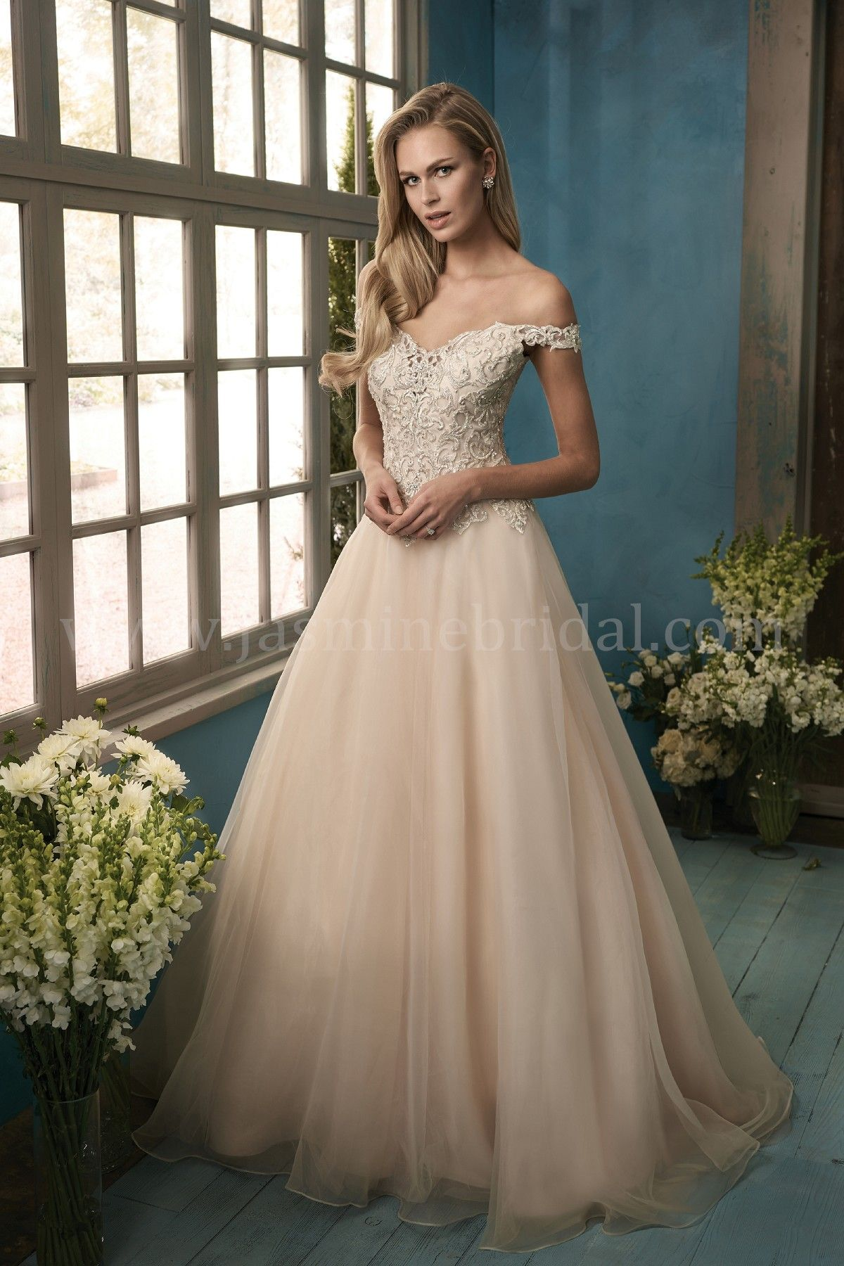 Jasmine Bridal Modest Wedding Gowns Jasmine Bridal Bridesmaid Dressing Gowns [ 1800 x 1200 Pixel ]