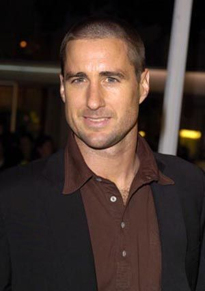Luke Wilson So Handsome That Ill Forgive The Brown On Black Combo