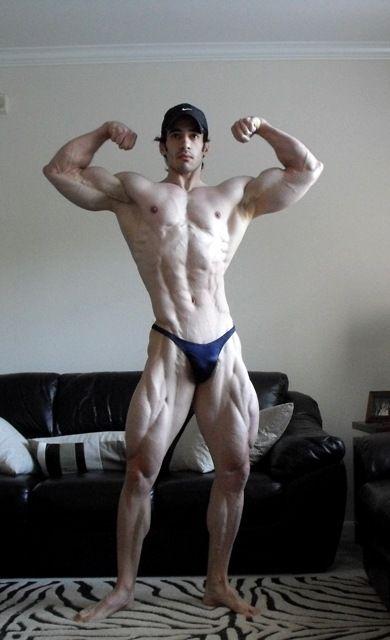 Yummy muscle vs body builder