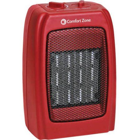 Comfort Zone Ceramic Heater Turns Off