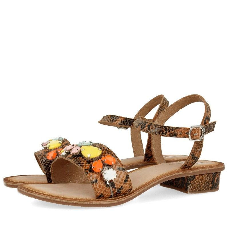 Zapatos marrones de primavera Gioseppo para mujer r22fzxqL6