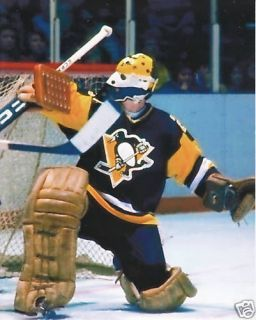 Vintage Goalie Mask On Popscreen Pittsburgh Penguins Goalies Hockey Goalie Gear Goalie