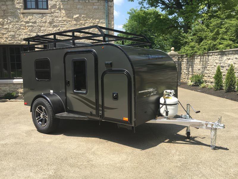 Max Flyer Mini Camper Hiker Trailer Camping Trailer Off Road