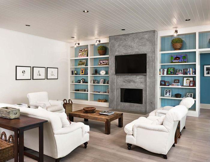 ▷ 1001+ Einrichtungsideen im Landhausstil- eine Zuflucht vor dem - leuchten wohnzimmer landhausstil