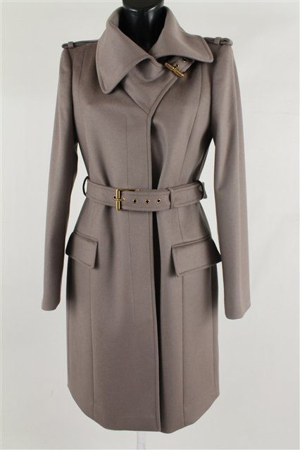 43d913467f712 GUCCI Trench Coat- Women s.