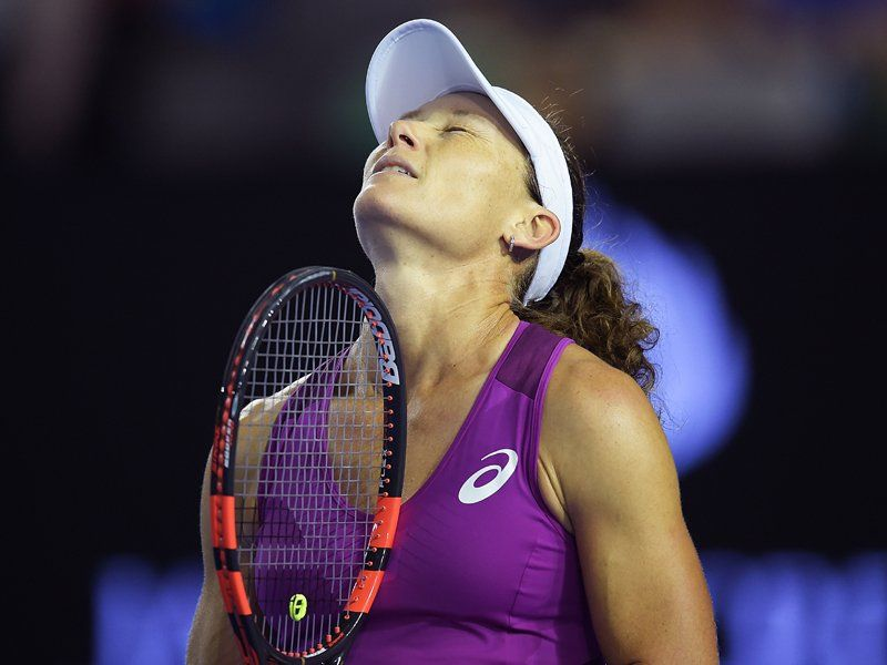 SEASON OVER FOR STOSUR IN CHINA
