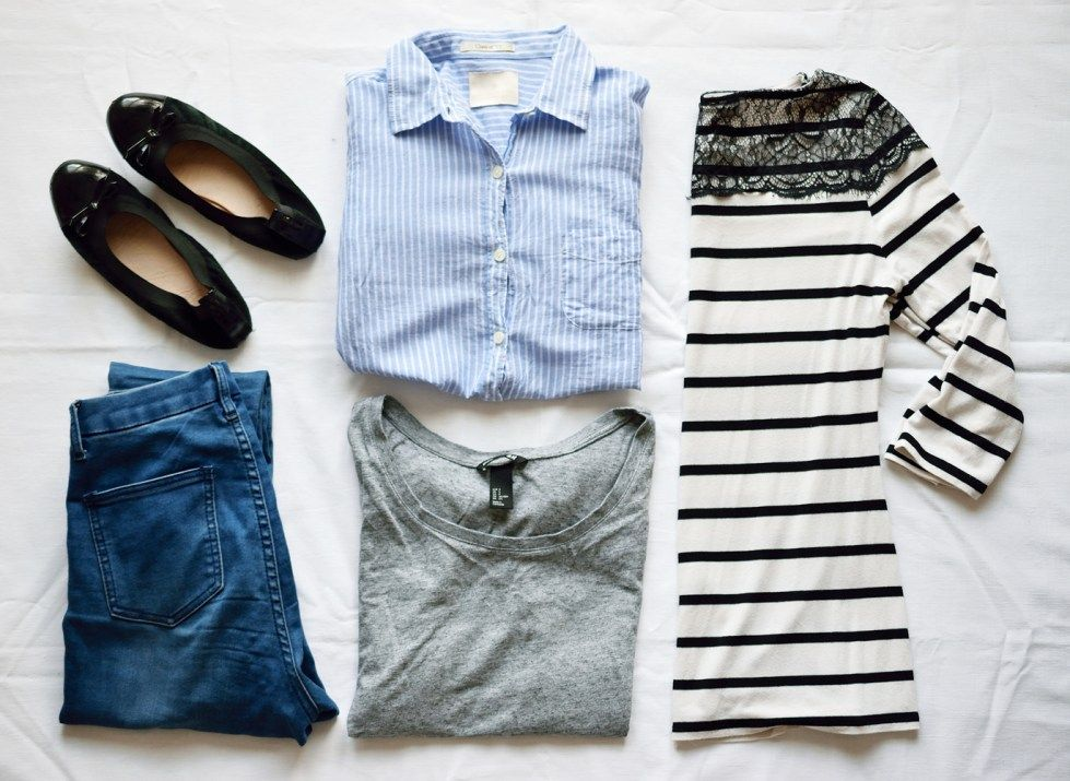 5 #fashion basics you NEED to have in your closet - now on www.modewahnsinn.de