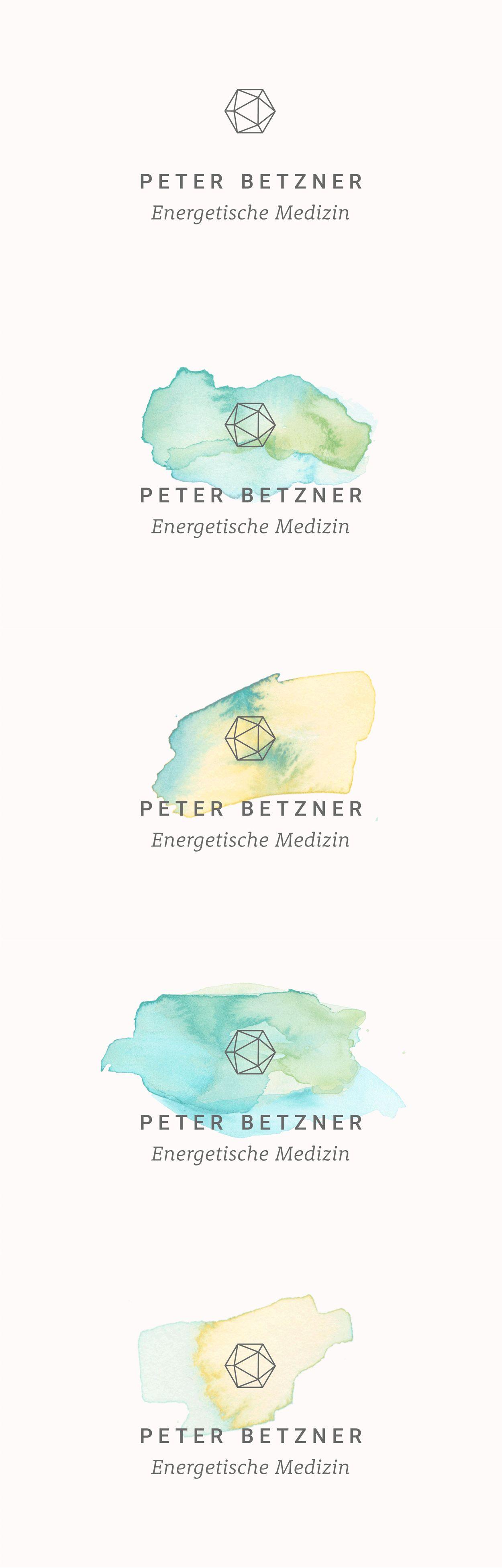 Individuelles Logodesign Für Den Heilpraktiker Peter Betzner