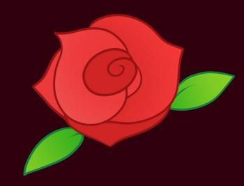 How To Draw A Rose For Kids Step By Step Flowers For Kids For Kids Free Online Drawing Tutorial Added By Dawn Roses Drawing Drawings Easy Flower Painting