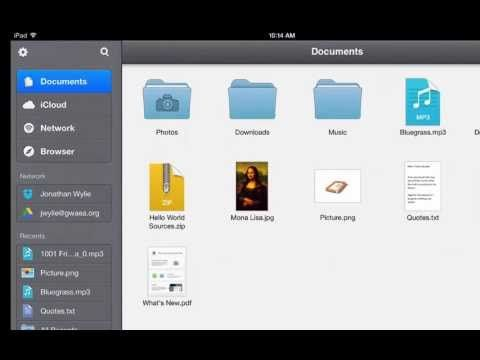 How to Download Music & Video Files to the iPad with
