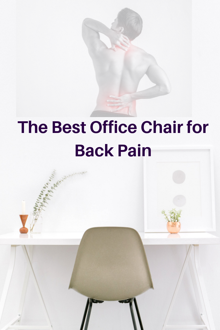 Pin on Find the Best Office Chair for Back Pain and Your
