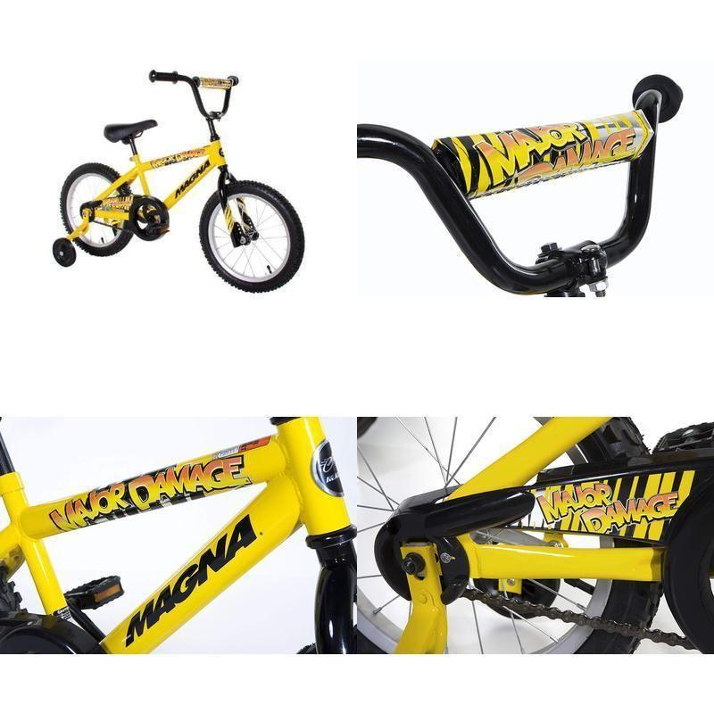 31245cb9174 Latest BMX Bikes for sales  bmxbikes  BMX  bikes Dynacraft Magna Major  Damage Boys