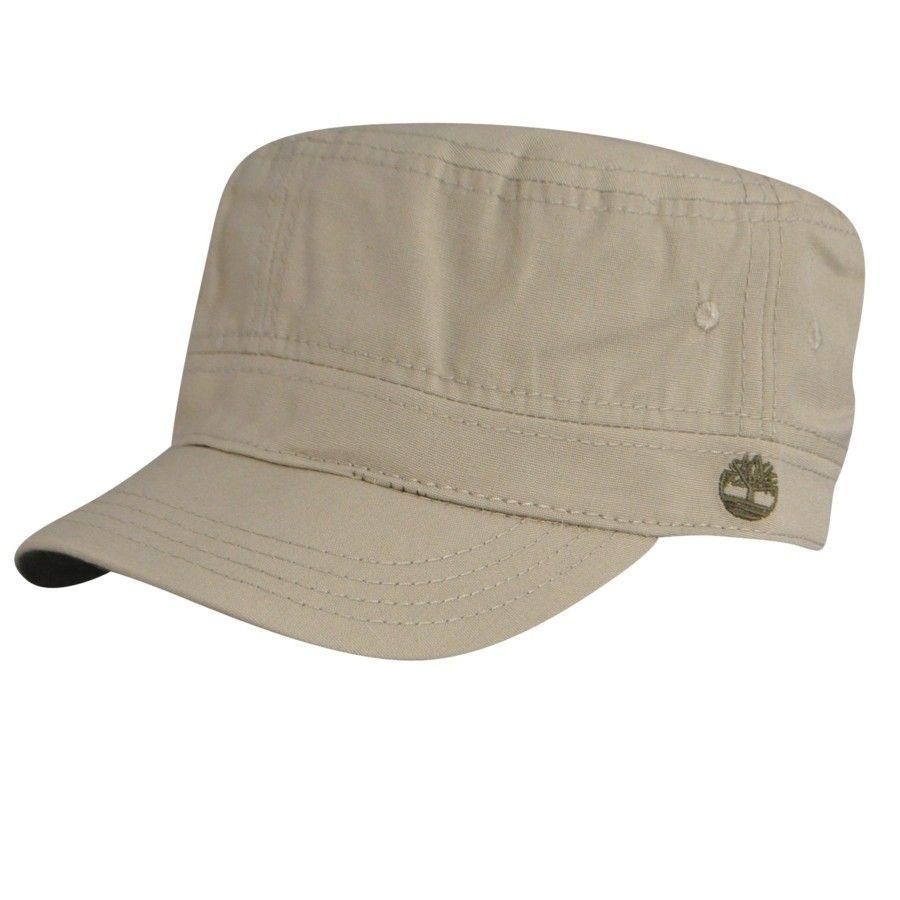 Army Cap in Green Organic Cotton Field Cap $24.99 | Cotton
