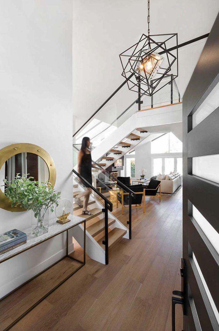 Village home interior design bright and airy midcentury modern home in westlake village