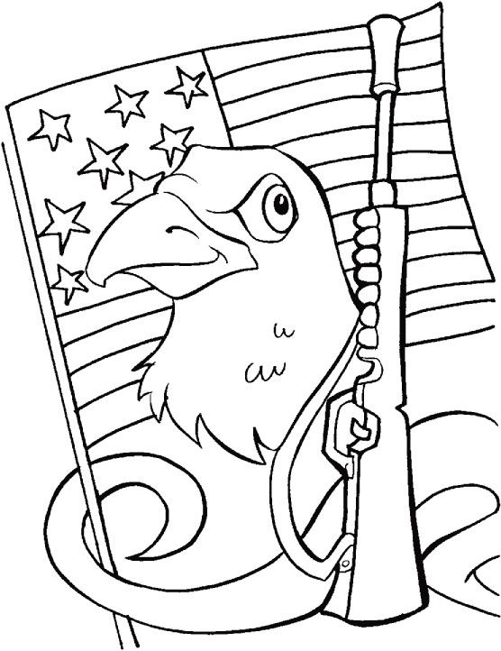Veterans Day Coloring Pages Free  Coloring Sheets  Pinterest