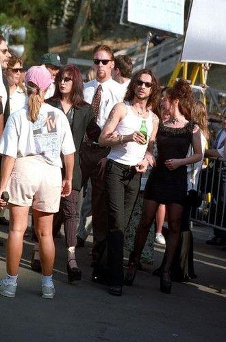 Dave Gahan Teresa Conroy : gahan, teresa, conroy, FotoLog, Magazine, Depeche, Mode,, Videos,, Video, Music, Awards
