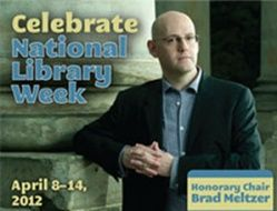 National Library Week April 8-14