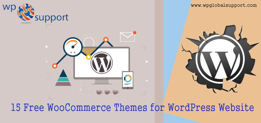 15 Free Themes for WordPress Site (Best