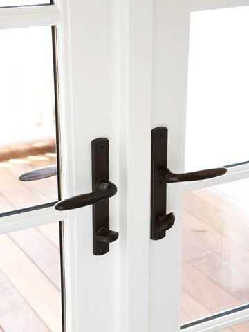 Home Tour Shingle Style Home With Luxurious Touches Shingle Style Homes Shingle Style Door Handles