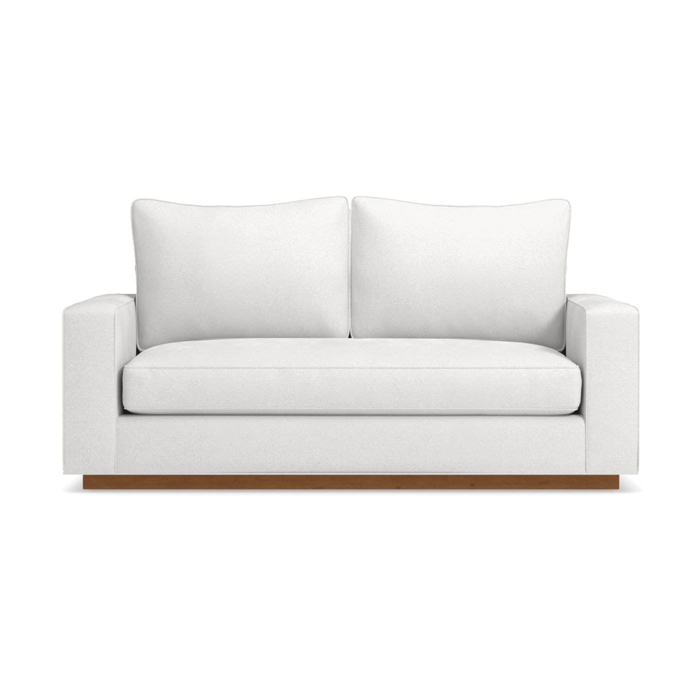 Harper Apartment Size Sofa CHOICE OF FABRICS