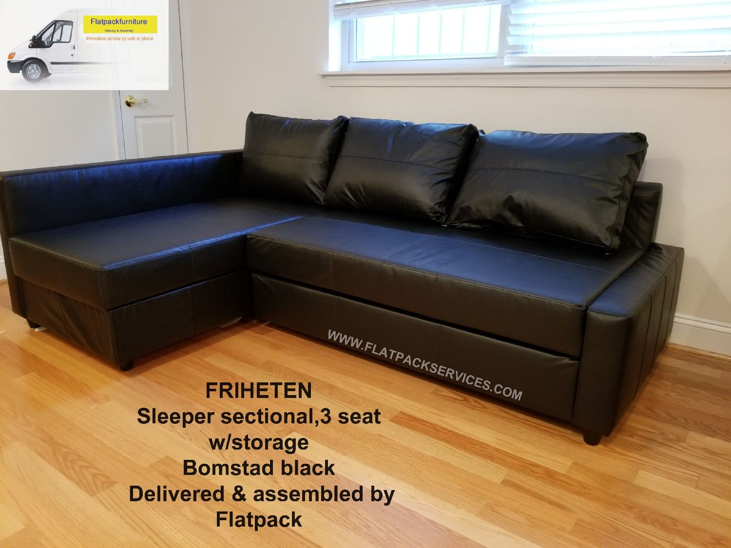 Merveilleux Friheten Sofa Assembly Best Furniture Assembly In Washington, DC U2013 Yelp  Furniture Assembly And Installation Specialist In Washington DC The 10 Best  ...