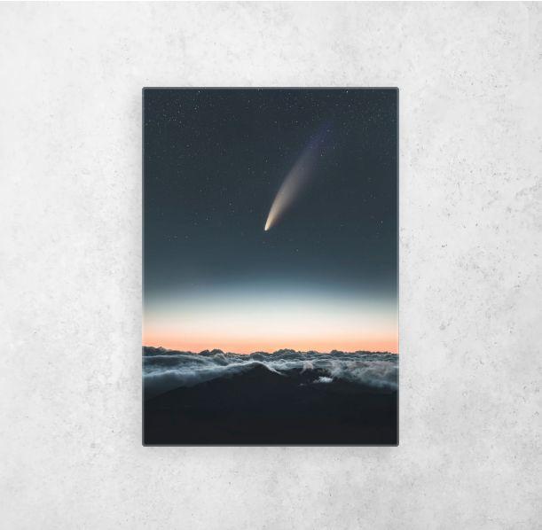 #surreal #surrealprint #surrealart #astro #comet #   Displate thumbnail