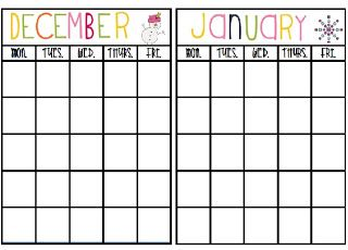 monthly behavior calendar template - free monthly behavior chart printables class management