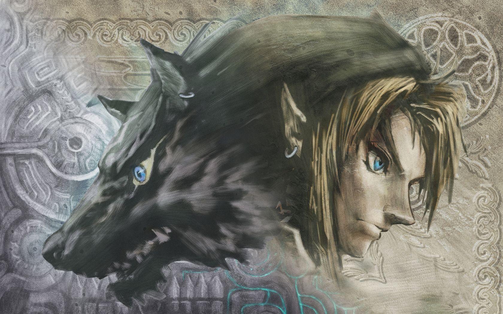 Twilight Princess Wallpaper Con Imagenes Zelda Princesa Del