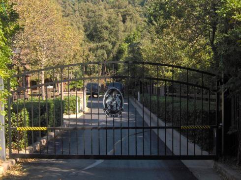511 Arched Gate Design At Www Ccoigateandfence Com Driveway Gate