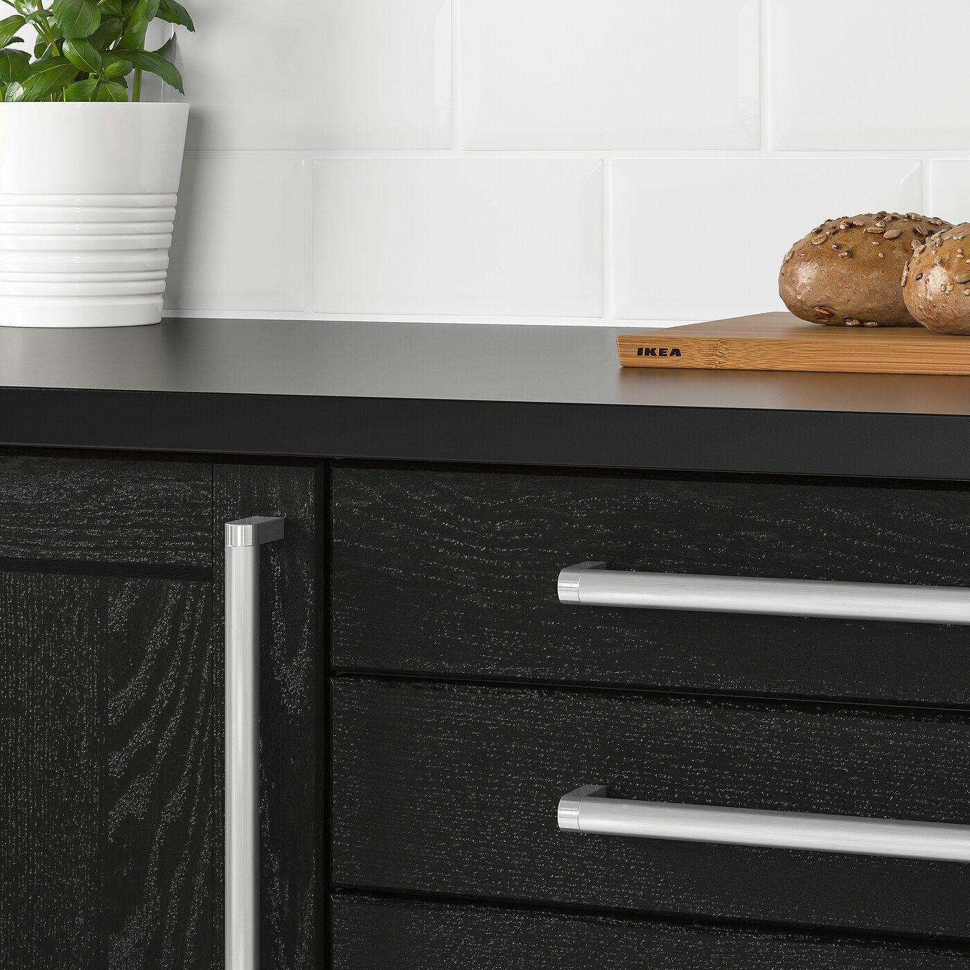 Orrnas Handgreep Roestvrij Staal Roestvrij Staalkleur 330 Mm Ikea Kitchen Cupboard Handles Kitchen Door Handles Ikea