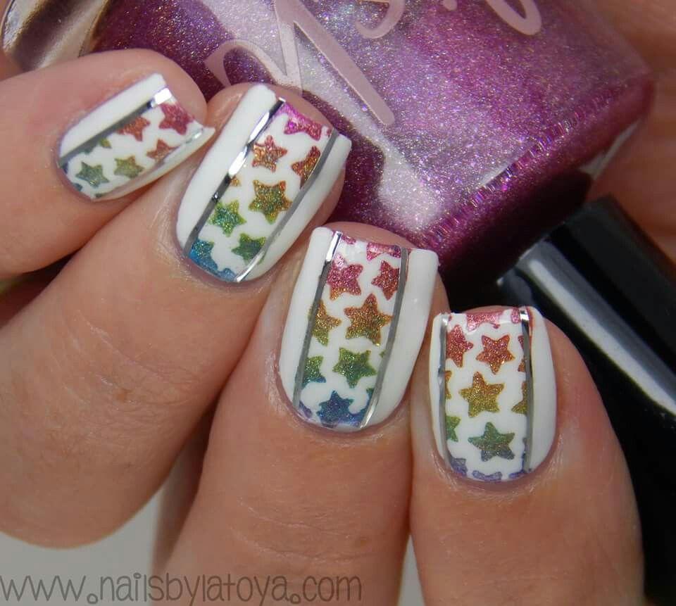 Star Nails Star Nails Nail Designs Nails