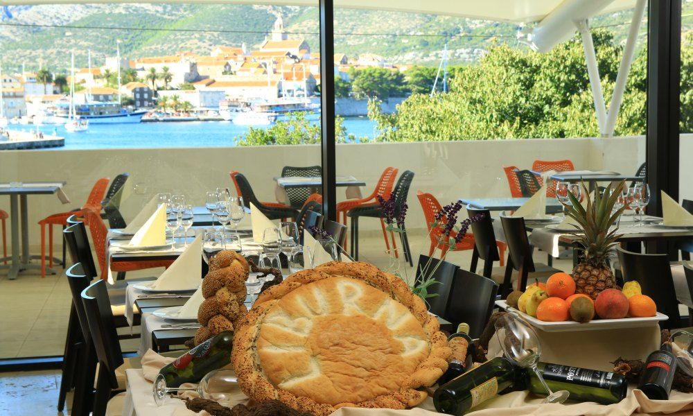 Hotel Liburna Restaurants And Bars Korcula Hotels Hotel Restaurant Croatia