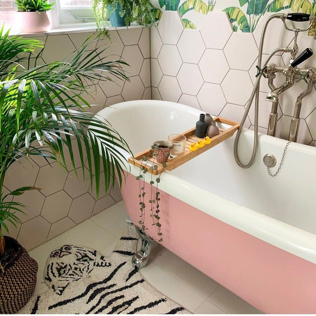 Gorgeous Pink Bathroom Ideas And Inspiration Ideas Inspo Pink Bathroom Small Bathroom Decor Bathroom Inspiration