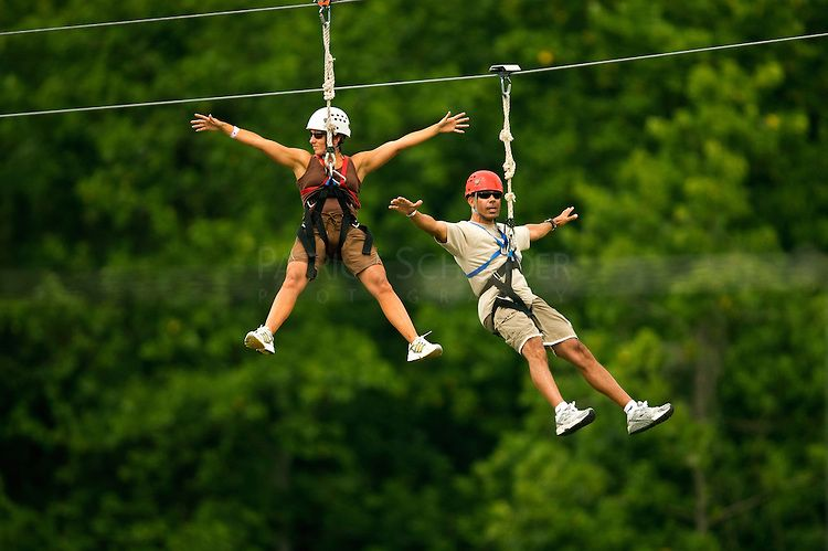 Zip Line In Nc Mountains North Carolinas Us National Whitewater Center Offers Two Zip Lines Doesn Outdoor Adventure Activities Ziplining Whitewater