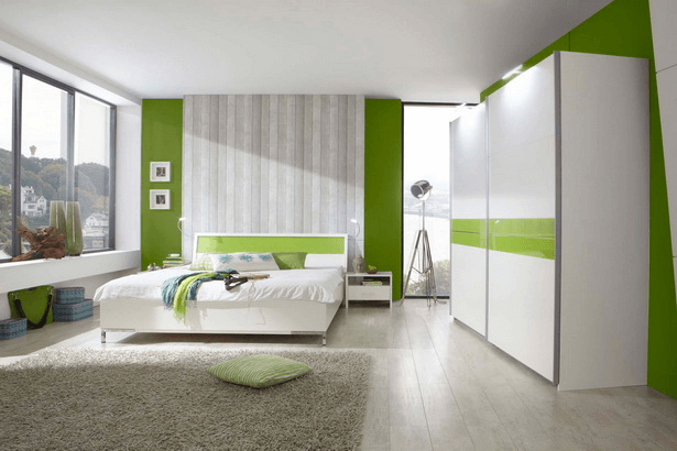Schlafzimmer Deko ~ Schlafzimmer deko grün schlafzimmer farbe ideen