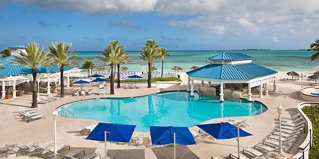 Melia Nau Beach Resort All Inclusive Caribbean
