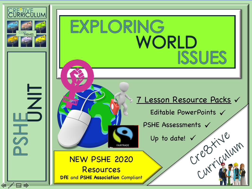 International World Issues Unit