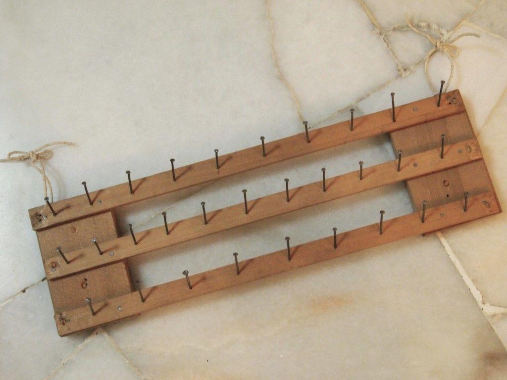 DIY thread spool holder | Busy Girl's To do List ...