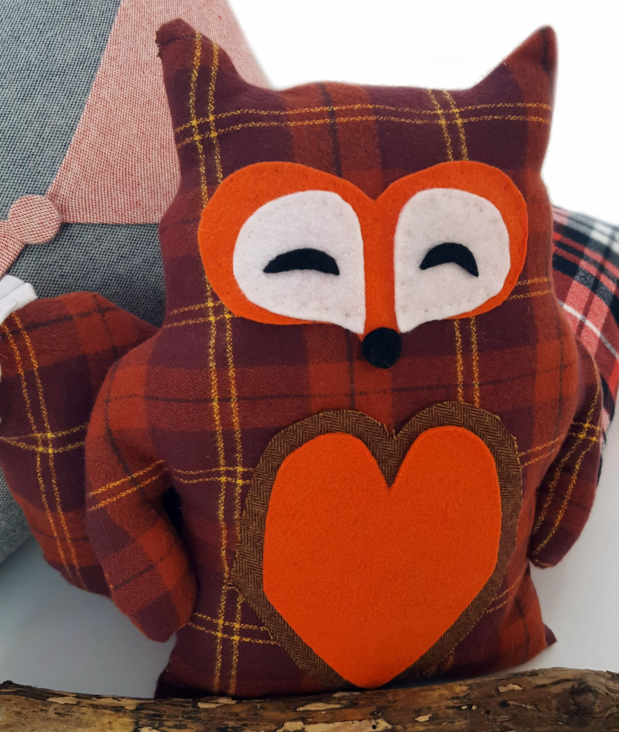 Custom cozy stuffed animals