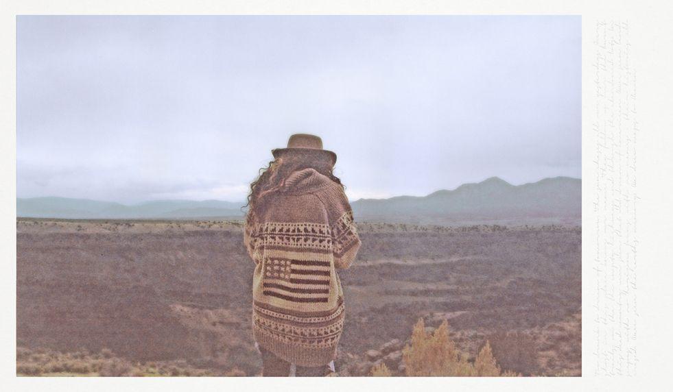 Roadsongs, Jordan Sullivan  Pam in new mexico